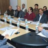 CEO meets representatives of political parties