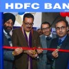 Navin Choudhary inaugurates 77th Branch of HDFC Bank in JK