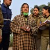 Woman gate crashes at India Gate, shouting 'Pakistan Zindabad' slogans