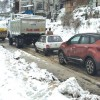 Jammu-Srinagar highway reopens, stranded vehicles allowed to move