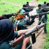 Police aerial survey to track fleeing Maoists