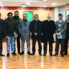 KTMF Delegation meets Chairman J&K Bank